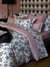Acheter Linge de lit imprime Silhouette