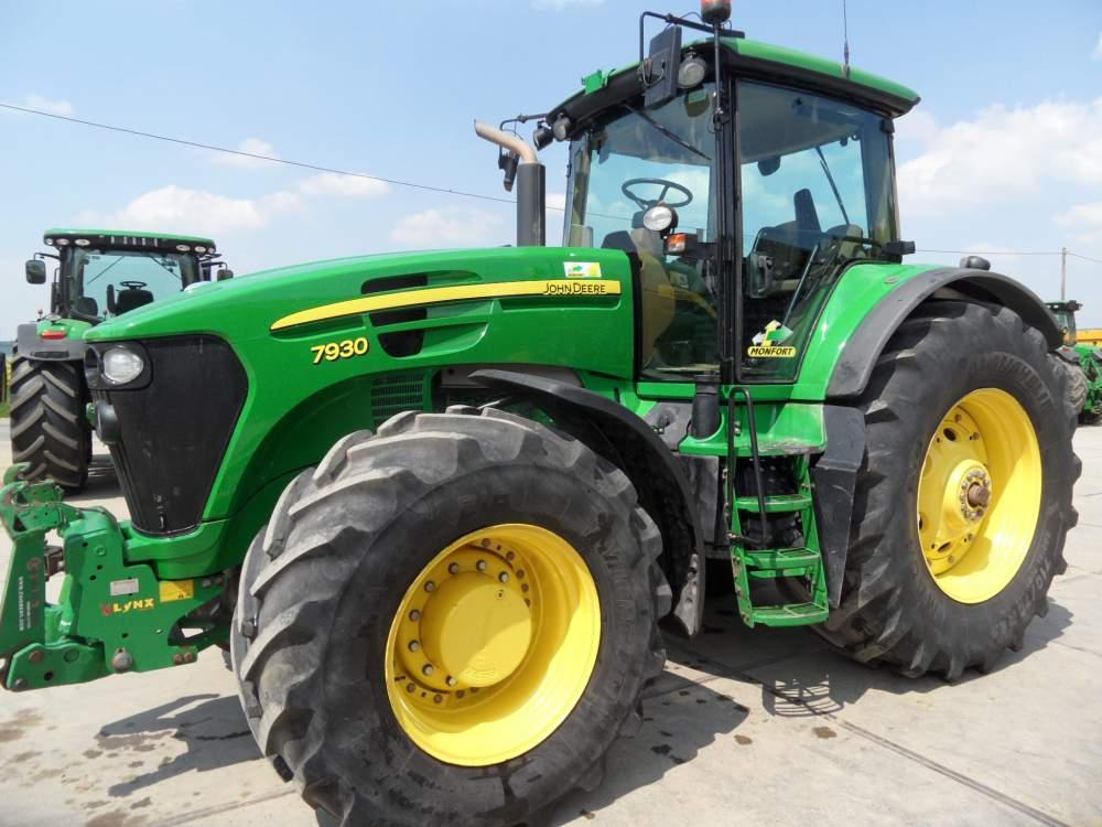 Acheter Tractor JOHN DEERE 7930 TLS AP