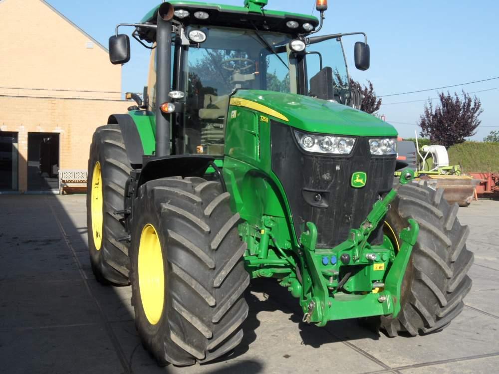 Acheter Tracteur JOHN DEERE 7215 R AP