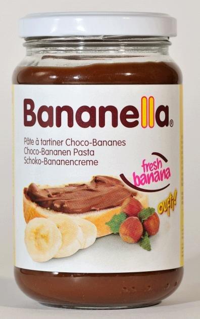 Acheter Рâte de chocolat Bananella