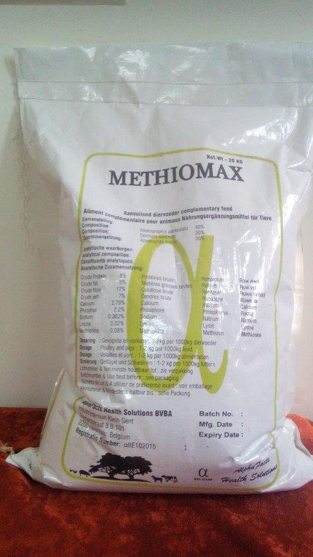 Acheter METHIOMAX