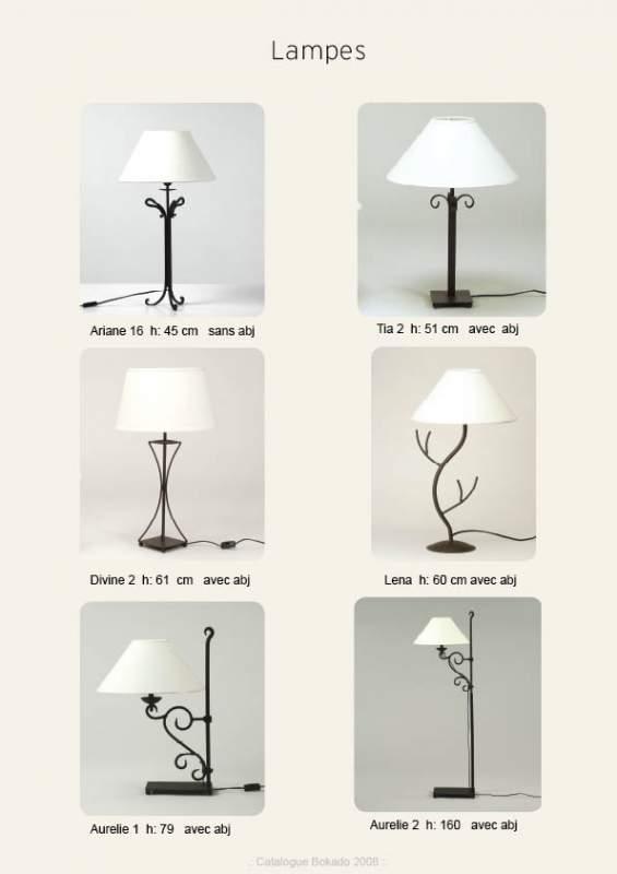 Acheter Lampes de table
