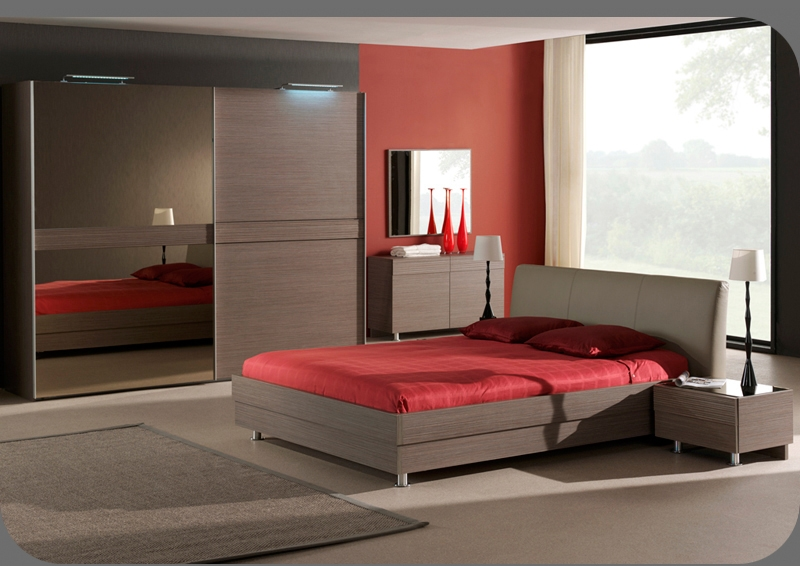 Meubles Chambres Coucher Petite Chambre Adulte Ides De Dcoration Et