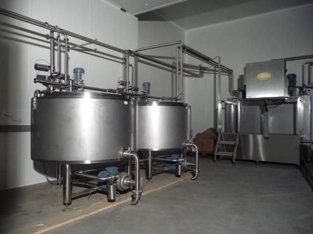 Acheter Pasteurisation lines