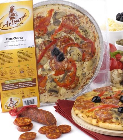Acheter Pizza La chorizo