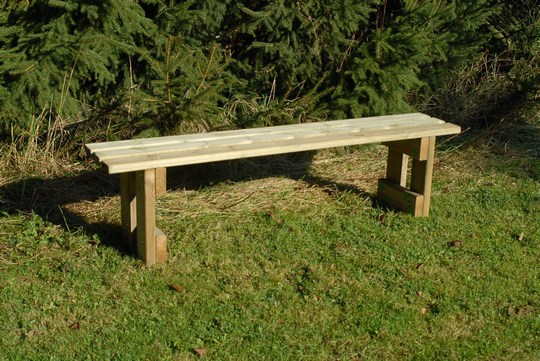 Banc « forestier »