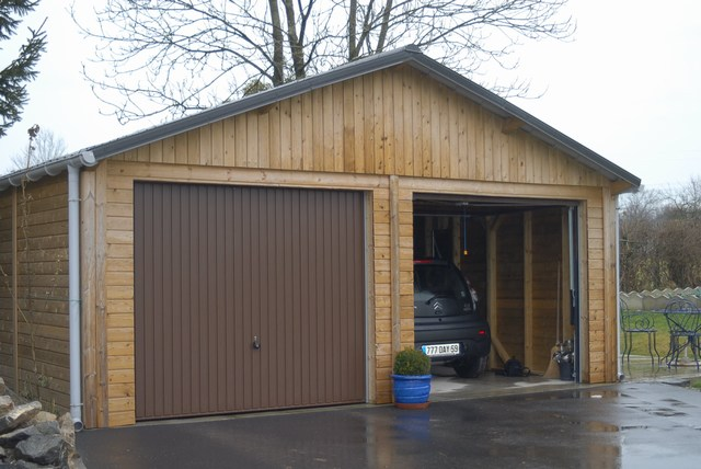 Acheter Garages doubles ( 2 voitures )
