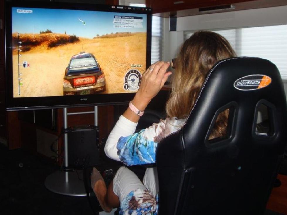 Acheter Simulateur de course Raceseat 3DDLX