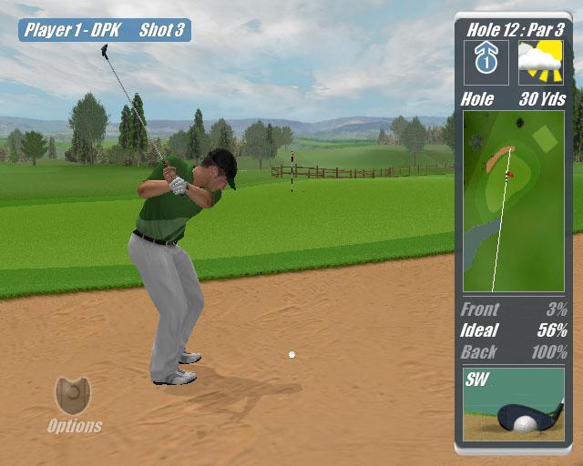Acheter Simulateurs de sports Real world golf