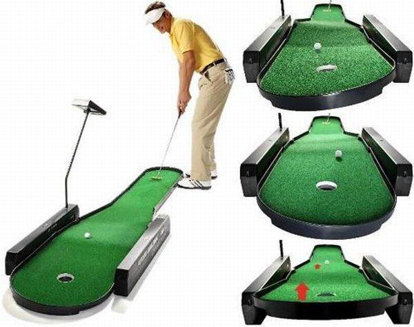 Acheter Simulateur de sports Golf putting challenge ultimate edition