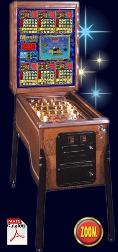 Acheter The slot Magic Screen