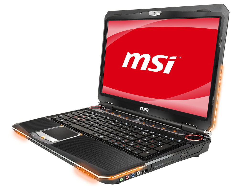 Notebook MSI NTB GT683