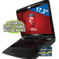 Acheter Notebook MSI GT780DXR-450BE