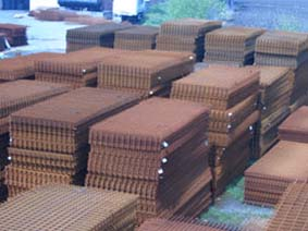 Acheter Metal mesh for the building 5000 X 2000