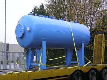 Acheter Pressure vessels for hot sanitary water, solar systems