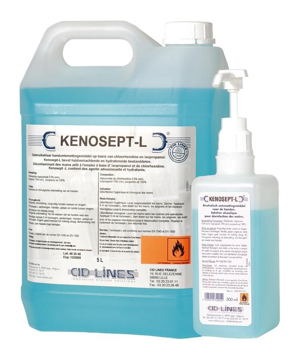 Acheter Lotion pour les mains KENO® SEPT-L