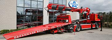 Acheter Plateaux coulissants. Grue hydraulique MKG HLK 116 a2