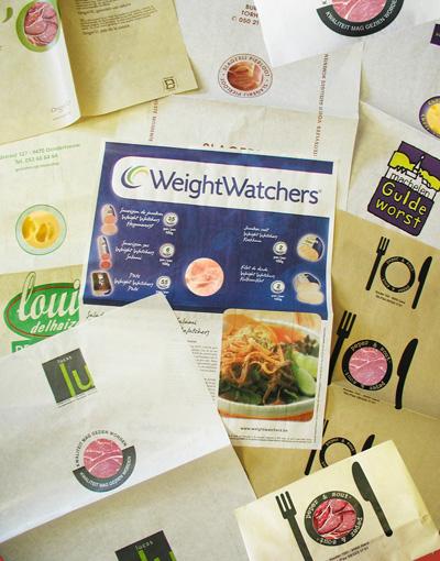 Acheter Papier d'emballage plat ou plié