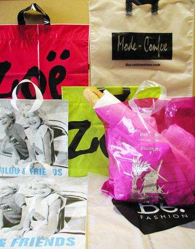 Acheter Sacs en plastique PELD – PEMD – PEHD