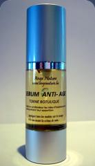 Serum anti-age , toxine botulique