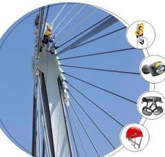 Harnais et anti-chutes