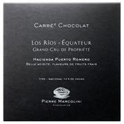 Chocolat grand cru de propriété Hacienda Puerto