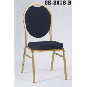 Steel chair fit banquet room/restaurant/hotel