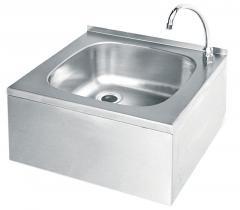 Individual and collective hand wash basins