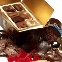 Cadeau chocolat saison Best Wishes