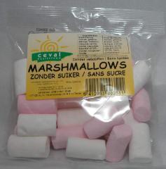 Marshmallows Sans sucre ajouté (25 x 3 g)