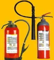 Extincteurs et matériel anti-incendie