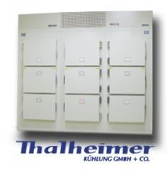 Refrigerator for blood storing