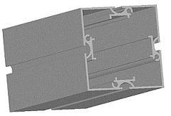 Profilés CARRE SQ-91
