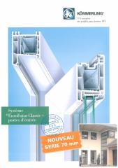 Portes d'entrée EuroFutur Classic