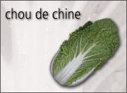 Chou de chine