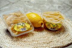 Citrons Lanières