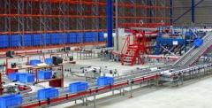 Automated warehouse and distribution solutions