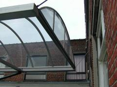 Articles de construction en plexiglas