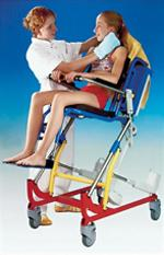Toba Junior electric shower-toilet-chair