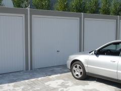 Garages préfabriquées