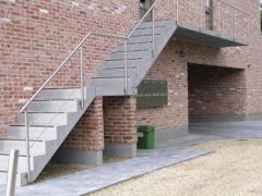 Escaliers préfabriqués