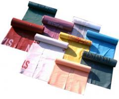 Sacs de polyéthylène logo