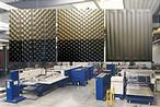 Laser welding (heat exchanger plates)