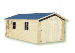 The garages and Carports. G15 3×5 FL/DP-SPL.