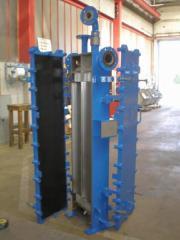 Recuperative heat exchangers