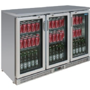 Bardi triple play 330 l stainless steel cooling