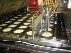 Machine à. omelettes