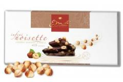 Chocolat noir  INFINI NOISETTE 43%, 250g