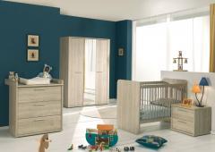 Mobilier pour la chambre de bébé Nemo_B
