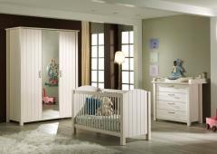 Mobilier pour la chambre de bébé Jafar_B